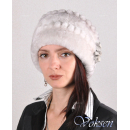 "Женская шапочка из мутона ""Казачка NEW"""