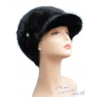 Норковая кепка Натали