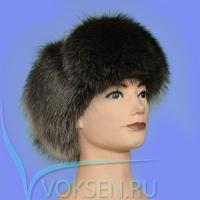 Ушанка Оренбург полная на коже