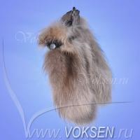 Варежки Каприз из финского енота