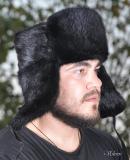 Мужские шапки из ондатры